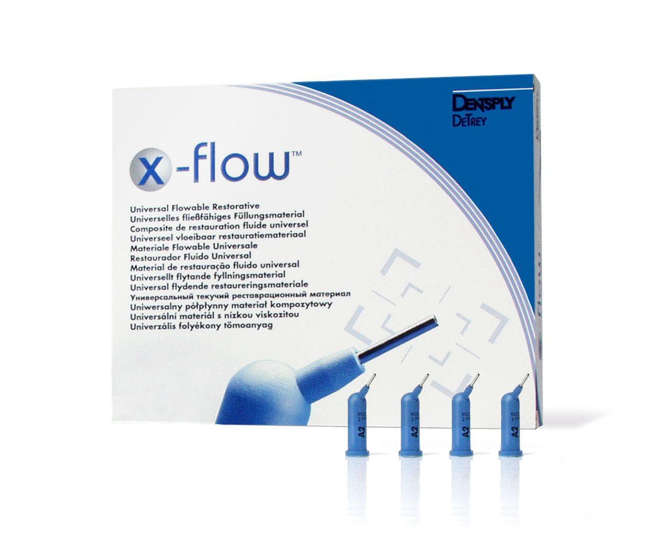 Композит Dentsply X-Flow цвет А3 16x0,25г