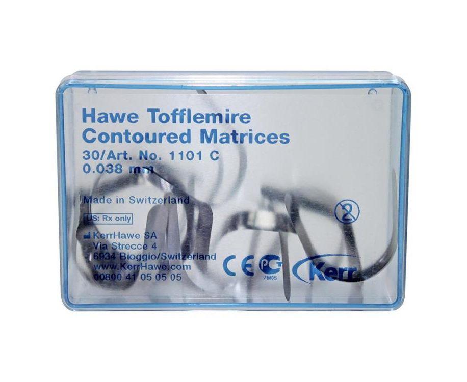 Матрицы Kerr Hawe Neos Dental №1101С 30шт