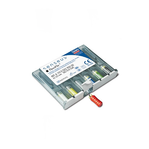 Инструмент ручной Maillefer Senseus Flexofile №15/40 25мм A101202590000