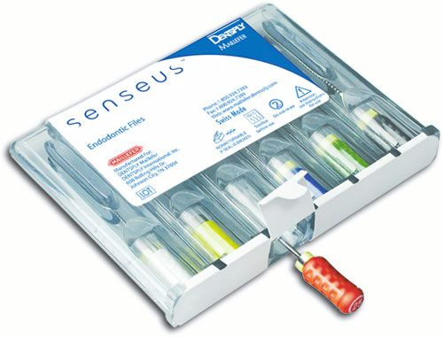 Инструмент ручной Maillefer Senseus Flexoreamer №15/40 21мм 6шт A101102190000