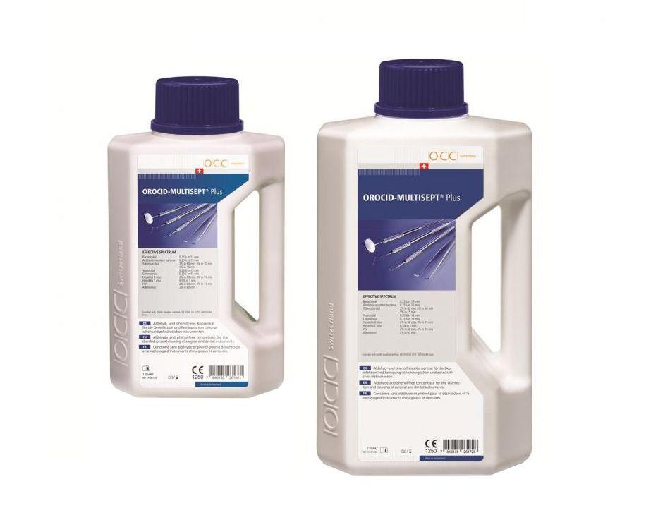 Дезинфицирующее средство OroClean Orocid Multisept Plus 5л