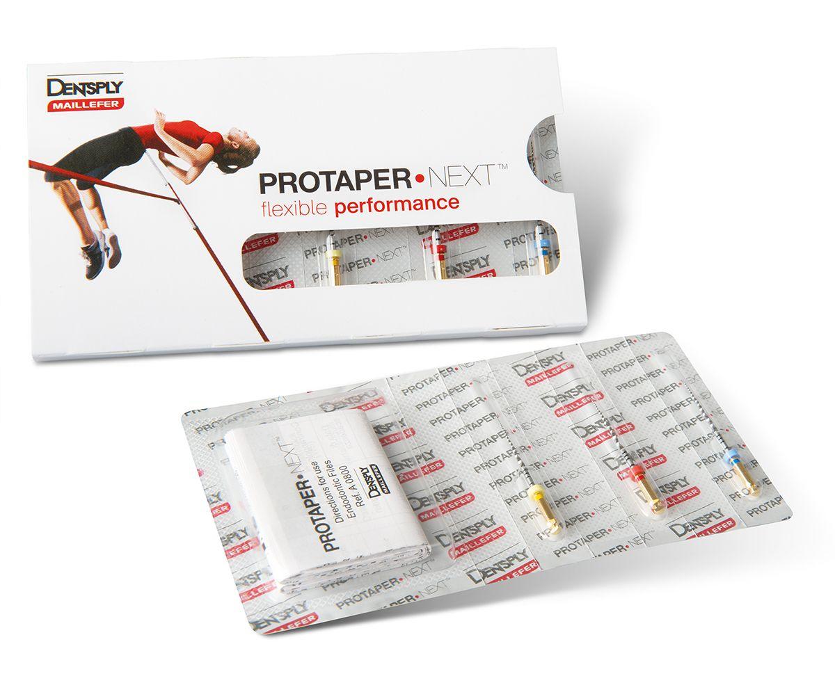 Инструмент машинный Maillefer ProTaper Next X1 31мм 3шт