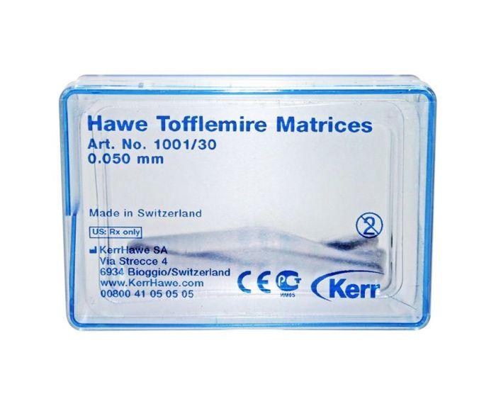 Матрицы Kerr Hawe Neos Dental №1001 30 шт