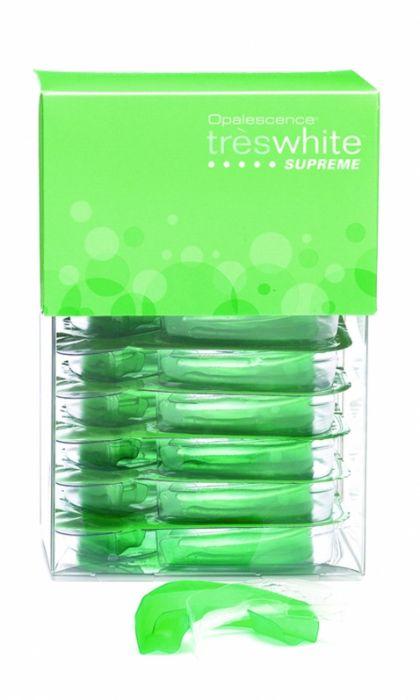 Набор для домашнего отбеливания Ultradent TresWhite Supreme Mint - мята
