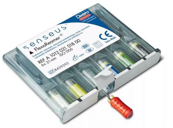 Инструмент ручной Maillefer K-Flexofile Senseus №10 25мм A101202501000