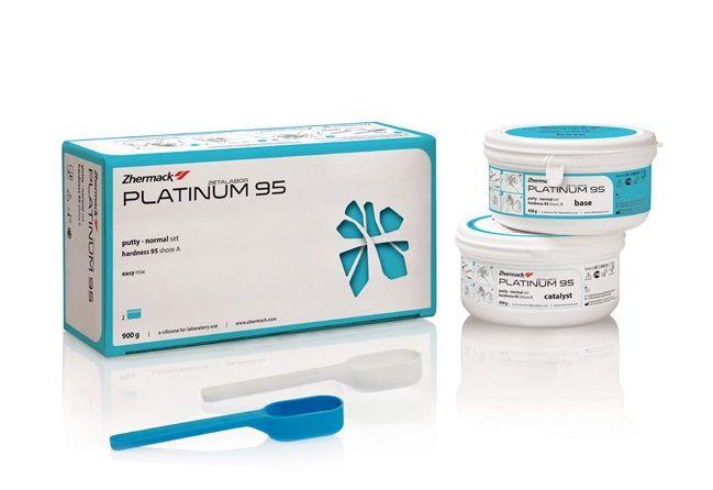 А-силикон Zhermack Platinum 95 450г+450г С400720
