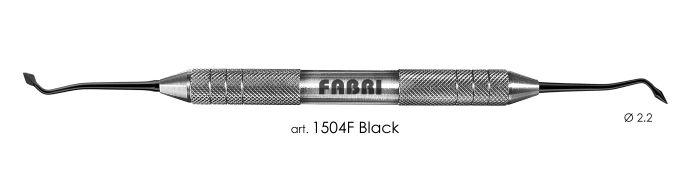 Инструмент FABRI для моделирования, покрытие Tin Black