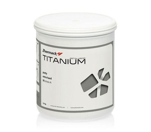 С-силикон Zhermack Titanium  2,6кг C400605
