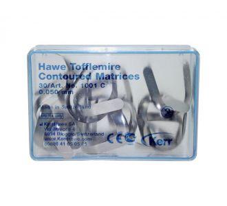 Кольцевые матрицы Kerr Hawe Neos Dental №1001 30шт