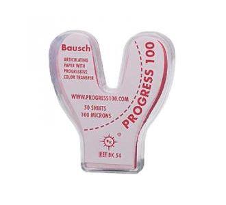 Бумага артикуляционная Bausch BK 54