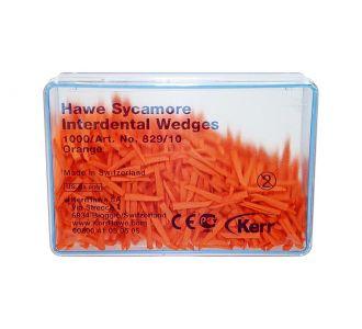 Клинья Kerr Hawe Neos Dental №829/10 деревянные 1000шт