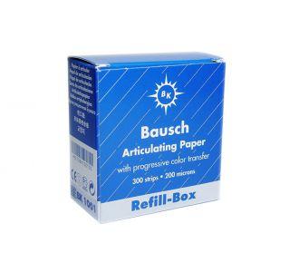 Бумага артикуляционная Bausch BK 1001