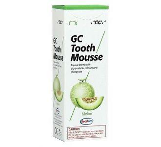 GC Tooth Mousse - аппликационный крем, дыня 40г