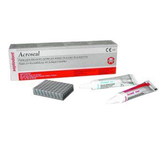 Двухкомпонентный цемент Septodont Acroseal для пломбирования каналов 8,5+9,5г DS000