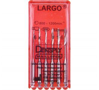 Инструмент машинный Maillefer Largo Pesso Reamer №1-6 32мм A000924090112