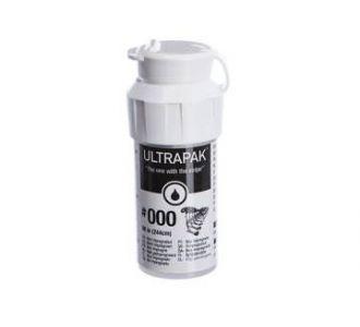Ретракционная нить Ultradent Ultrapak UL137 №000 244см