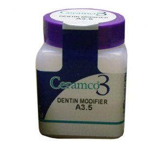 Керамическая масса Ceramco3 модификатор дентина yellow
