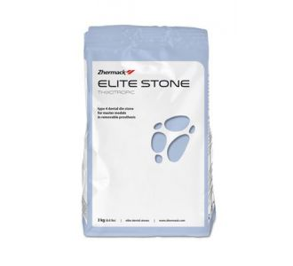 Гипс Zhermack Elite Stone 4 класс 3кг зеленый океан С410043