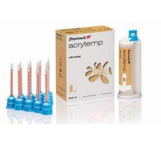 Пластмасса для коронок Zhermack Acrytemp A3 50мл+76гр C700215