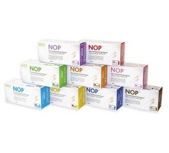 Иглы инъекционные дентальные стерильные однократного применения NOP 27Gx41мм (уп/100шт), Spident