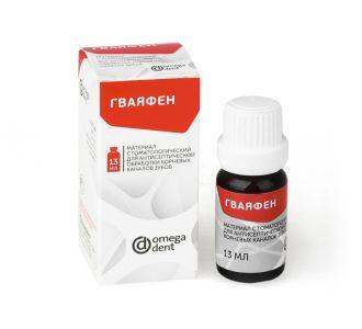 Гваяфен №3 - для антисептической обработки каналов, жидкость 13мл