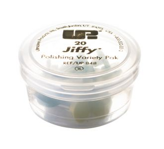 Набор автоклавируемых полировочных чашек, дисков и конусов.Jiffy Polishing Variety Pak