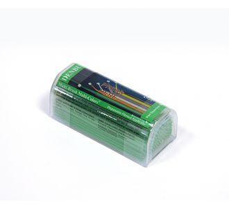 Аппликаторы Denbur Multi-Brush Medium бирюзовые, запасной блок 100шт
