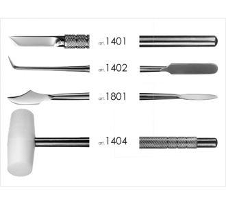 Малый набор FABRI для зуботехника, 4 инстр.