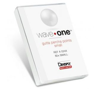 Штифты гуттаперчевые Maillefer WaveOne L (60шт) A024X00000L00
