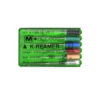 Инструмент ручной Maillefer K-Reamer M-Access №40 25мм A11MA02504012