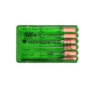 Инструмент ручной Maillefer Hedstroem M-Access  №30 25мм A16MA02503012