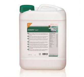 Жидкость для дезинфекции OroClean Isorapid Liquid 5л