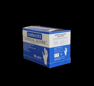 Перчатки хирургические стерильные неопудренные размер 8,5, 100шт