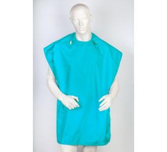 Фартук защитный Clean+Safe, бирюзовый, MEDIUM - II (У) 70х100см
