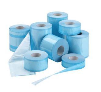 Пакеты в рулоне для стерилизации Eurosteril размер 50 мм длина 200 м