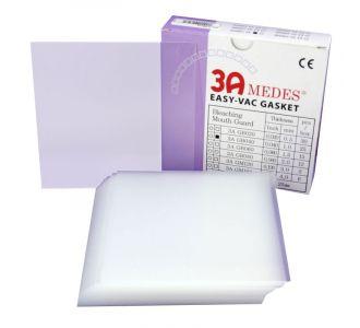 Пластины 3A Medes EV Gasket для капп, жесткие, квадратные, Bleaching060, 15шт