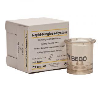 Муфельное кольцо Bego №3 55мм