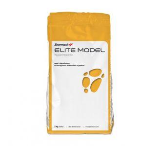 Гипс Zhermack Elite Model 3 класс 25кг слоновая кость С410220
