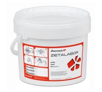 C400811 ZETALABOR 5 кг - С-силикон зуботехнич., Zhermack
