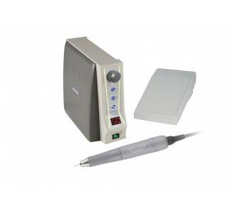 Микромотор зуботехнический Saeshin Forte 200a с наконечником F100aIII бесщеточным