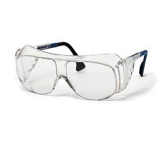 Очки защитные UVEX Visitor 9161005, прозрачные