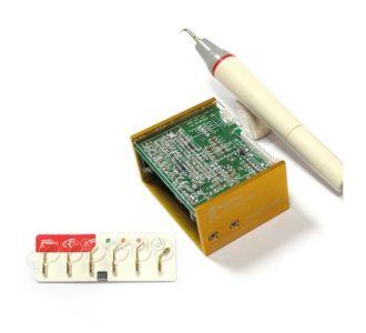 Скалер Woodpecker UDS-N3 LED ультразвуковой встраиваемый с фиброоптикой