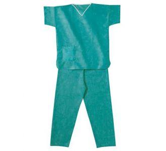 Одежда операционная Foliodress Sult Protect одноразовая  нестерильная (туника+брюки) размер M