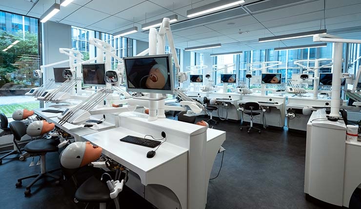 Открытие стоматологической площадки 3M Espertise Center
