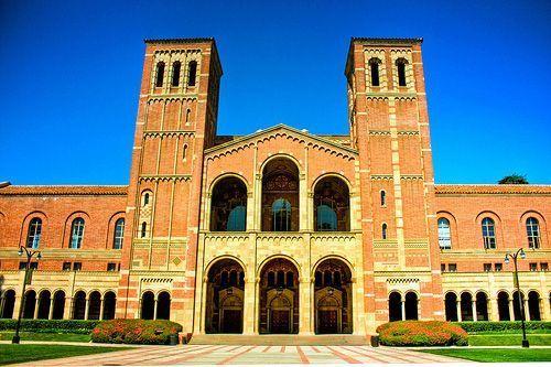 Обучение в школе Калифорнийского университета