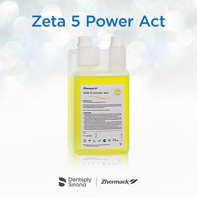 Zeta 5 Power Act для систем аспирации