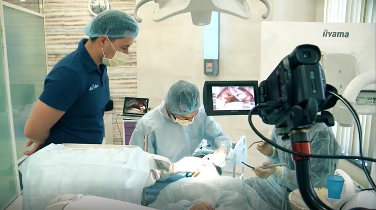 В Иркутске прошла конференция по имплантологии