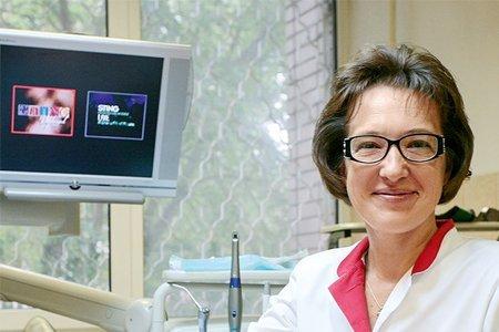 ИРИНА МАКЕЕВА: «Ничего интереснее стоматологии не представляю»